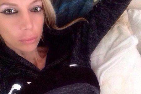 Chantal Perla, milanese e modella sexy star