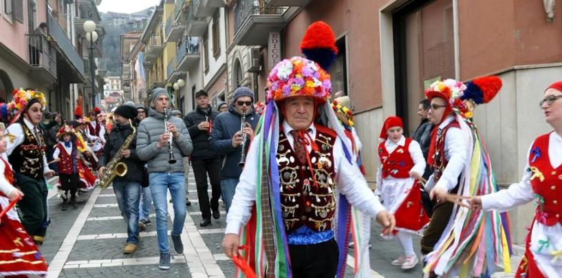 Il Carnevale Irpino diventa itinerante