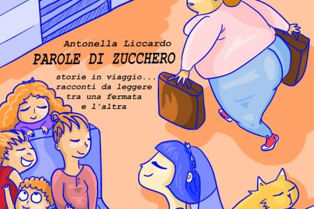 L'ebook, parole in zucchero di Antonella Liccardo