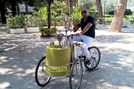 Birra gratis alla Rotonda Diaz: arriva beerETTA