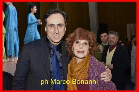 Antonello De Pierro e Simona Marchini in campo per l'Airc
