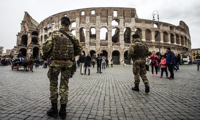 Misure sicurezza roma