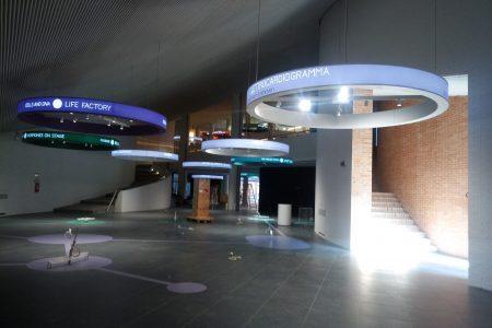 Alla napoletana Protom il progetto di Corporea, il museo interattivo del corpo umano