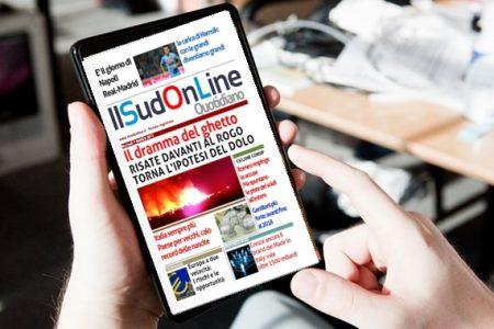 Il Sud On line Quotidiano – 7 marzo 2017
