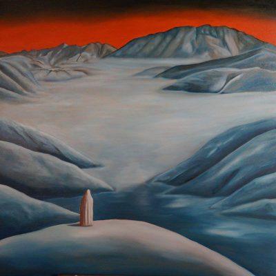 I deserti dell'anima: Roberto Mendicino verità tra surrealismo e metafisica