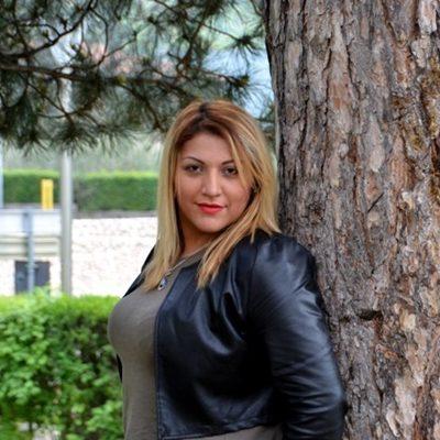 Samy fotomodella ed amante del canto