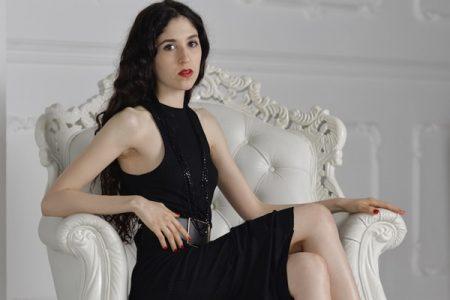 Fabiola Viviano, modella che ama il genere fotografico dei ritratti