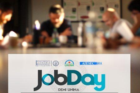 """All'Università di Napoli caccia ai talenti con il """"Job Day Demi"""""""