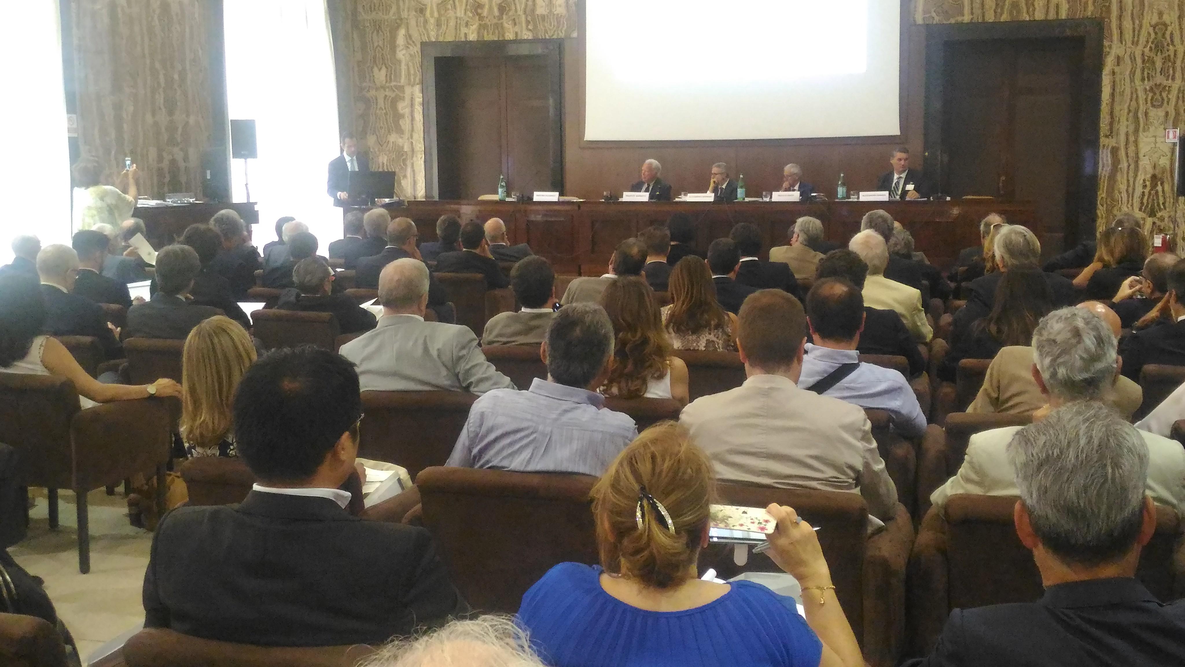 SRM / IL SUD DEI PORTI: ECCO LA PIATTAFORMA LOGISTICA PER L'ITALIA CHE CRESCE – Il Mezzogiorno è l'anello di connessione tra Suez e l'Europa
