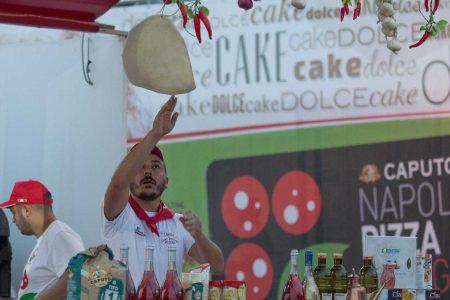 Sul lungomare Caracciolo torna il Pizza Village