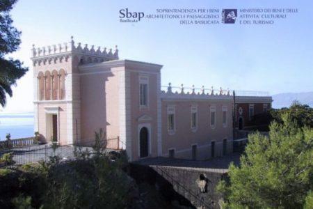 I gioielli del Sud ritrovati: rinasce Villa Nitti a Maratea