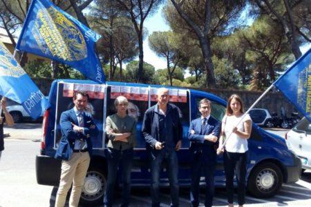 Approda in Sicilia la Carovana della Giustizia dei Radicali
