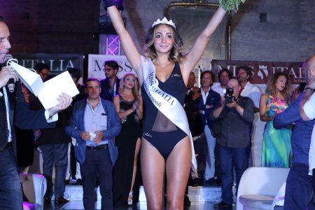 Antonella Caruso è Miss Napoli