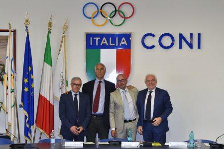 A Capri un nuovo centro sportivo polivalente