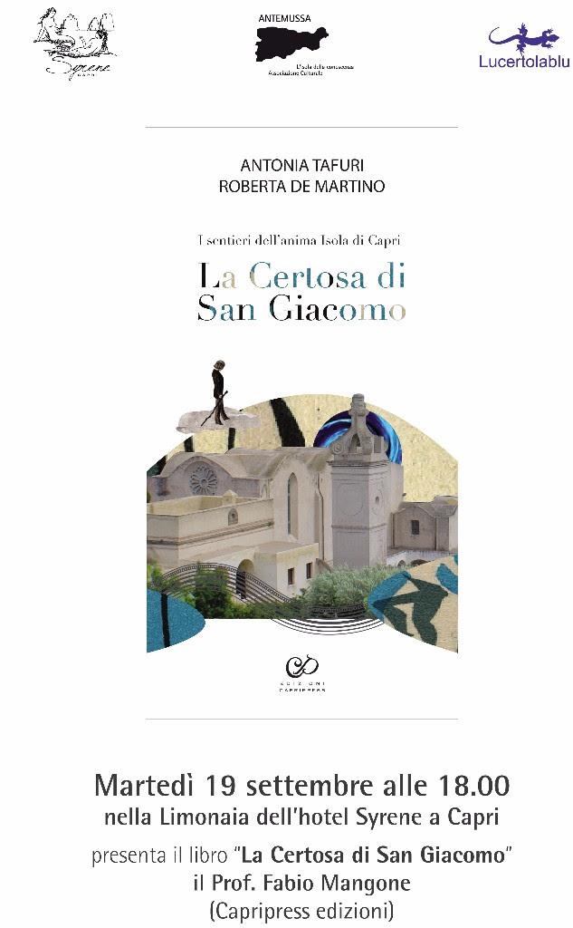 La storia della Certosa di San Giacomo