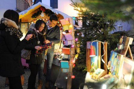 Calvi Risorta, torna il mercatino di Natale
