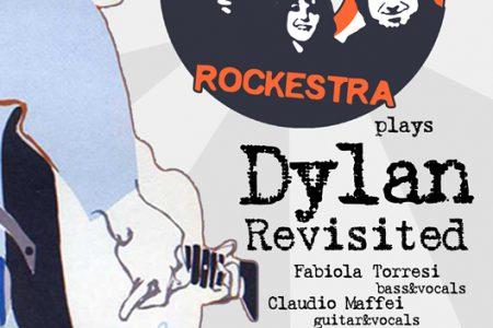 Concerto tributo a Bob Dylan by Rockestra Timeless at Palazzo Venezia