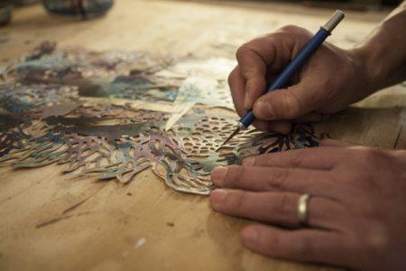 Gallotta, il ritrattista delle star, per la prima volta a Salerno