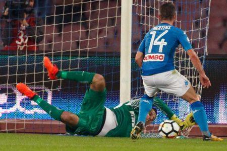 Ai punti, ragù batte risotto allo zafferano, ma con l'Inter è pareggio: Napoli-Inter 0-0