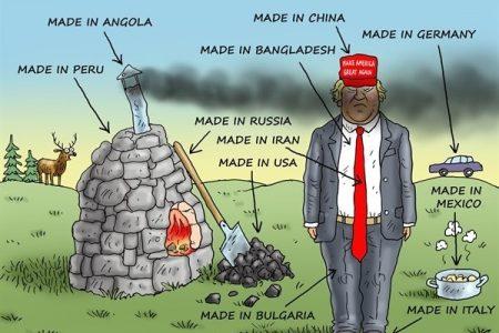 Ambiente a rischio. Se Donald Trump fa pace con il carbone