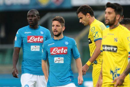 Dopo il Chievo, danza della sfogliatella: Chievo – Napoli 0-0