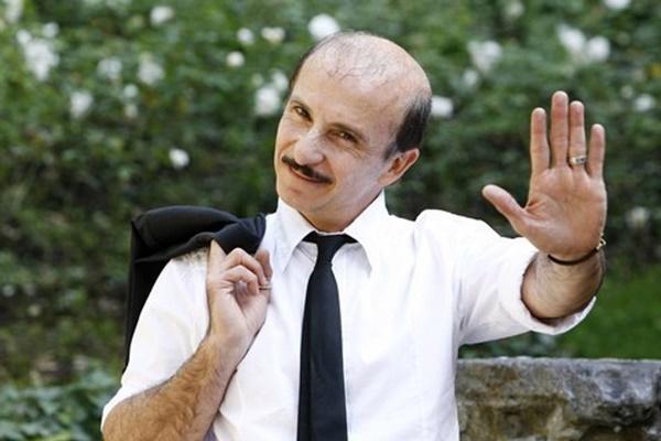Il ritorno al teatro di Carlo Buccirosso per l'apertura della stagione del Trianon Viviani