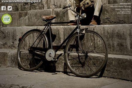 """Al via il premio """"Bicicletterario – Parole in Bicicletta"""""""