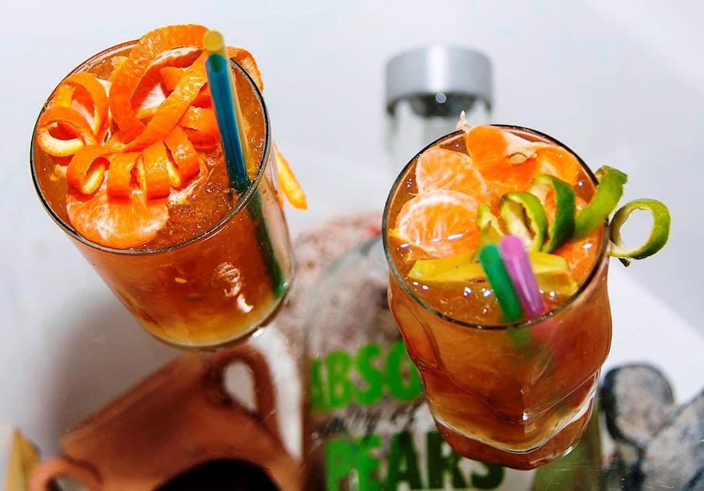 La festa del mandarino a Capodimonte