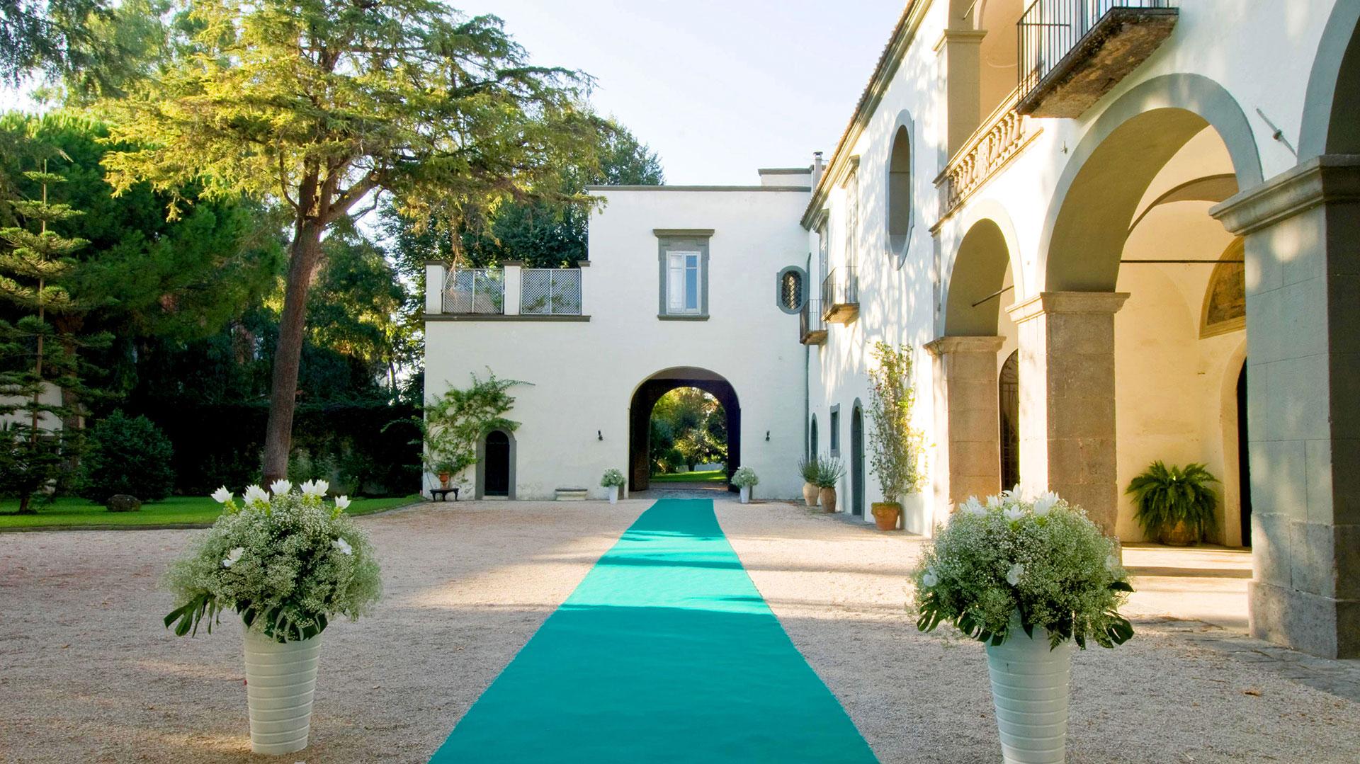 IL BOSCO DI NATALE: Al via la prima edizione in Villa Tufarelli (San Giorgio a Cremano)