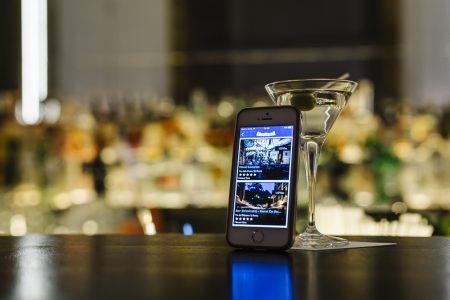 Un'app per conoscere i cocktail bar d'Italia
