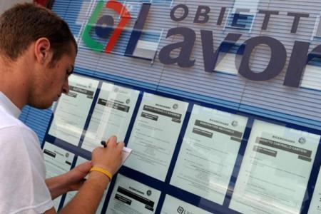 Il flop dei centro dell'impiego: un lavoro a 3 disoccupati su 100
