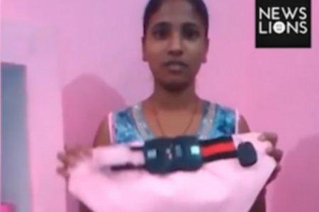 Tutti i segreti della mutanda anti-stupro inventata da una ragazza indiana