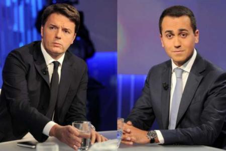 Il M5S corteggia il Pd, ma Renzi non ci sta