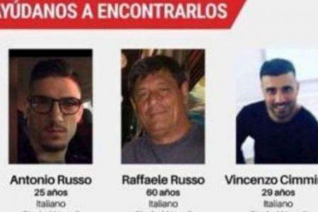 Il giallo dei tre napoletani scomparsi in Messico dal 31 gennaio