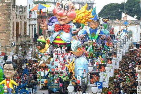 I Carnevali del Sud: la Parata della Gioia a Castrovillari