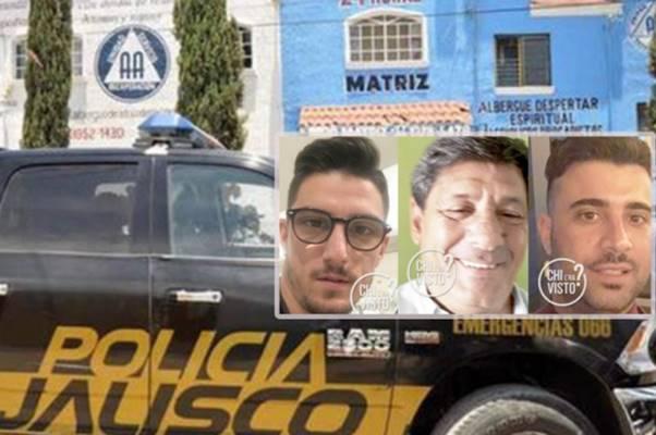 """I Napoletani dispersi in Messico """"venduti"""" a un clan"""
