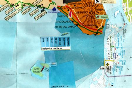 Napoli, le mape fantastiche degli immigrati