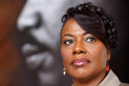 La figlia di Luther King a Monteleone, il Paese della Pace