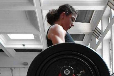 Verdiana Mineo è la donna più forte della Sicilia