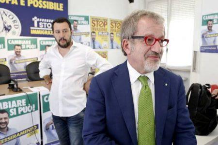 Maroni, tenteri un governo Centrodestra-Pd