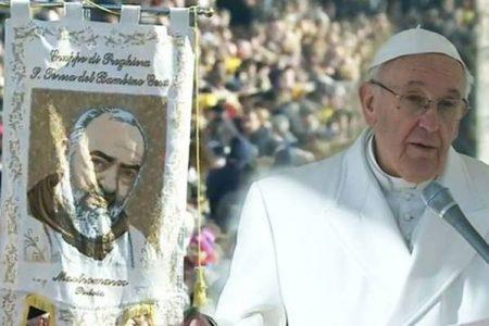 Papa Francesco sui luoghi di Padre Pio: oggi la visita storica