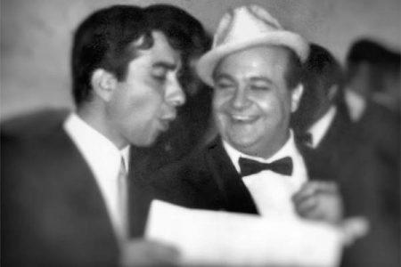 ACCADDE OGGI. 14 anni fa l'addio ad Aurelio Fierro