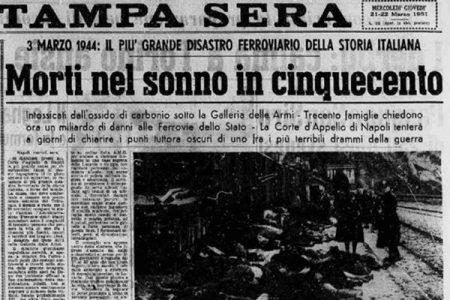 3 marzo 1944, Balvano: la tragedia rimossa