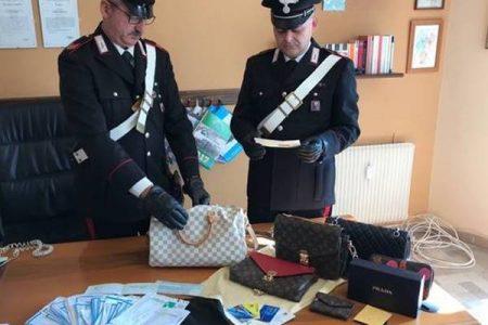 Napoli, sequestrata la fabbrica delle borse contraffatte