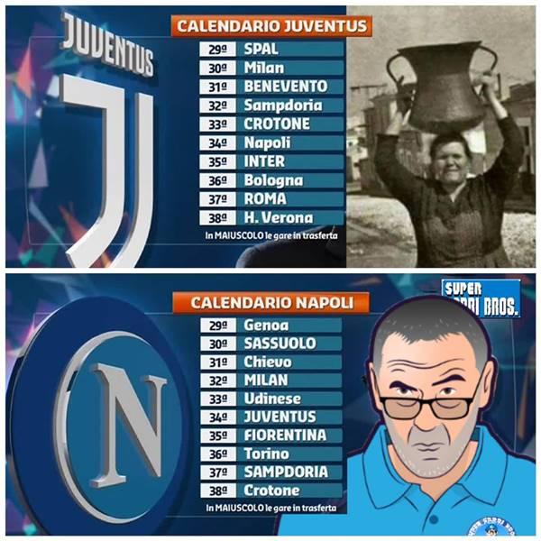 Calendario Del Napoli.Calendario Del Napoli Ilsudonline