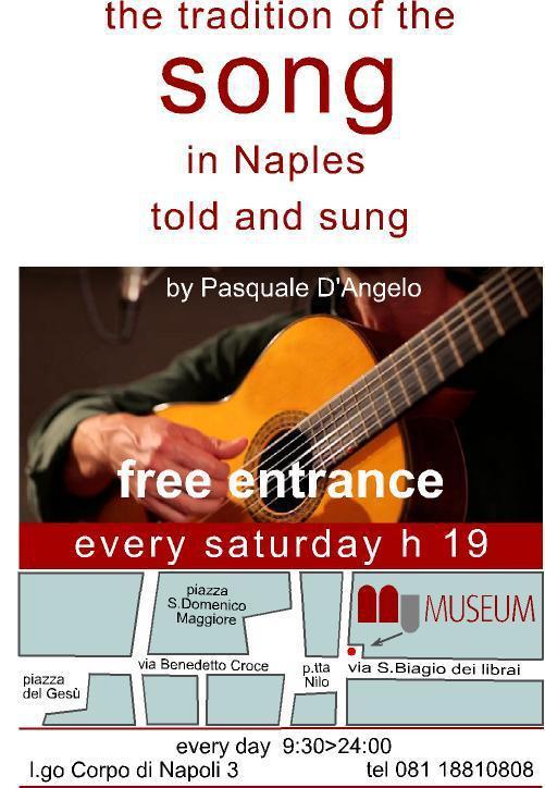 Pasquale D'Angelo e la tradizione del canto a Napoli