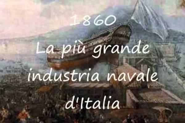 Quei primati del regno di Napoli che l'Italia volutamente ignora
