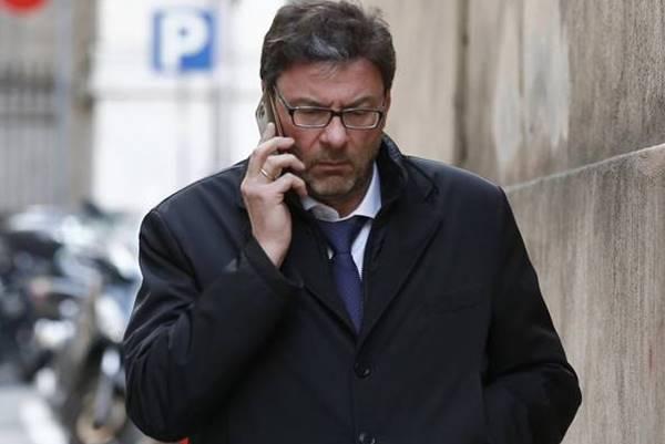 L'allarme di Giorgetti: se c'è il governo Pd-M5S il Nord esploderà