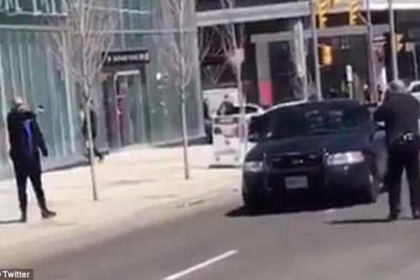 La strage di Toronto, il video della sparatoria