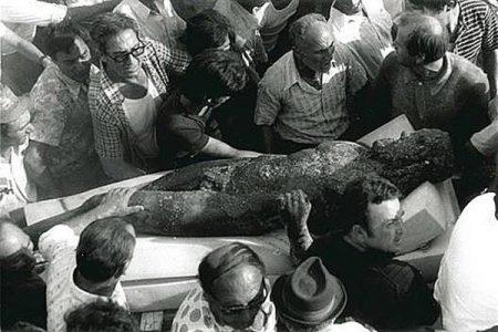 Leggende e miti: la maledizione dei Bronzi di Riace